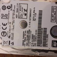 HDD 500 Gb - HDD laptop HGST, 500-999 GB, Rotatii: 5400, SATA, Altul