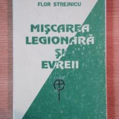 MISCAREA LEGIONARA SI EVREII de FLOR STREJNICU, 1996 - Istorie