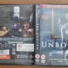 The Unborn - DVD [B] - Film SF, Engleza