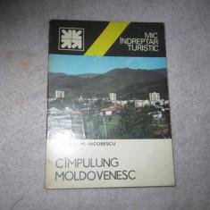 Carte campulung moldovenesc anul 1978 c14