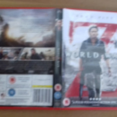 World War Z- DVD [B] - Film SF, Engleza
