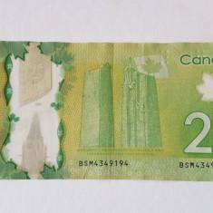 CANADA 20 DOLLARS - bancnota america