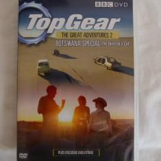 Top Gear - botwana - dvd - Film documentare Altele, Engleza