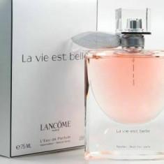 Parfum tester Lancome La vie est belle 75 ml - Parfum femeie, Apa de parfum