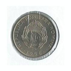 226- 50 Bani 1956 UNC!! - Moneda Romania