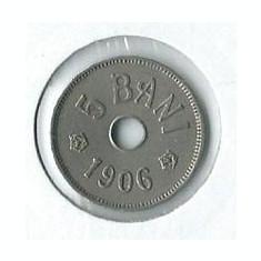 240- 5 Bani 1906 - Moneda Romania