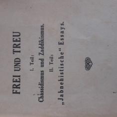 I.NIEMIROWER = JABNEHISTICHE ESSAYS, 1914 //EVREI - Carti Iudaism