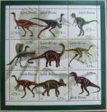 GUINE-BISSAU  - DINOZAURI, 2001, 1 M/SH,  NEOBLIT.,  -  G BIS 102, Fauna