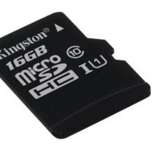 MicroSDHC 16GB (Class 10) KINGSTON