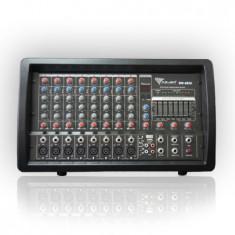 MIXER AMPLIFICAT LINIE PHANTOM USB 2X100W - Console DJ