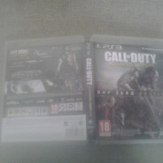Call of Duty - Advanced Warfare Day Zero Edition - PS3 [B] - Jocuri PS3, Shooting, 18+, Multiplayer