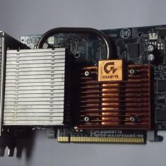 Placa video Gigabyte ATI Radeon X1300 PRO - 256MB - 128bit - GDDR2 - Placa video PC