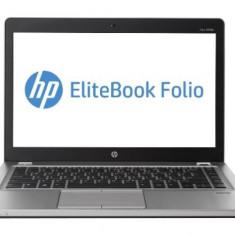 Laptop HP EliteBook Folio 9470M, Intel Core i5 Gen 3 3427U 1.8 GHz, 8 GB DDR3, 180 GB SSD, WI-FI, Bluetooth, WebCam, Card Reader, Finger Print,