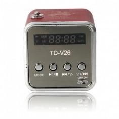 Boxa portabila cu radio si jack, Display LCD: 1