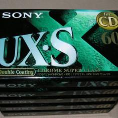Caseta audio Sony UX-S - Deck audio