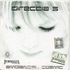 A(02) C D- DIRECTIA 5-Ambiental Cosmic - Muzica Rock Altele