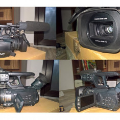 Vand JVC GY HM 100 PROHD profesional camcorder - Camera Video