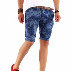 Pantaloni scurti tip ZARA + CUREA MARO CADOU - SUMMER EDITION - 8531 - Bermude barbati, Marime: 30, 32, 33, 34, 36, Culoare: Din imagine