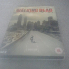 The Walking Dead - The Complete first season - DVD [B, C] - Film serial, Drama, Engleza
