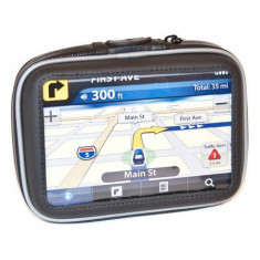 HUSA GPS 5 inch WATER PROOF MONTAJ MOTO/BICICLETA