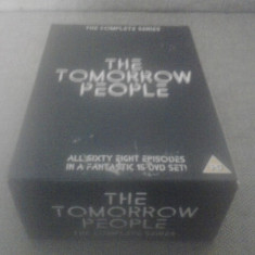 The Tomorrow people - The complete series - 68 ep - DVD [A, B] - Film serial, SF, Engleza