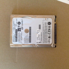 Hard disk laptop 2, 5 Fujitsu MHZ2320BH-G2 250g sata - defect - HDD laptop Fujitsu, 200-299 GB, Rotatii: 5400, SATA2, 8 MB