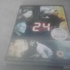 24 Season Six - 24 ep - DVD [A] - Film serial, SF, Engleza
