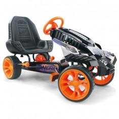 Cart NERF Battle Racer - Kart cu pedale Hauck