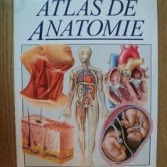ATLAS DE ANATOMIE de TREVOR WESTON, 1997