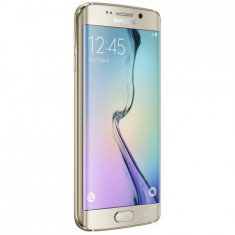 Telefon mobil Samsung GALAXY S6 Edge, 32GB, 4G, Gold