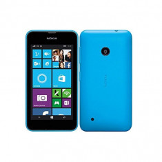 Telefon mobil second hand Nokia Lumia 530, 4GB, Blue