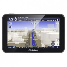 GPS 5 INCH PEIYING - Suport auto GPS