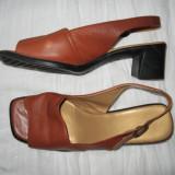 Sandale piele naturala Marks&Spencer Mar 40,5/ 41