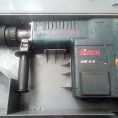 Picamer profesional Bosch GSH 11 E - Rotopercutor