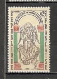 Franta. 1966 1000 ani Manastirea Mont St.Michel  KY.120