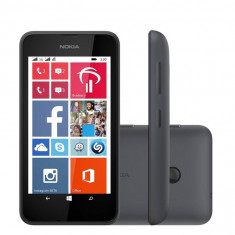 Telefon mobil second hand Nokia Lumia 530, 4GB, Black