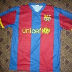 Tricou al Echipei Fotbal FC Barcelona, Jucator nr.14 Henry, masura M - Tricou echipa fotbal, Marime: M, Culoare: Albastru