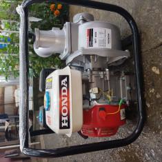 Motopompa Honda WT40 - Pompa gradina