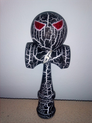Kendama Spiderman foto