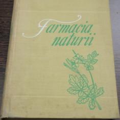 FARMACIA NATURII - FLORENTIN CRACIUN - Carte Medicina alternativa