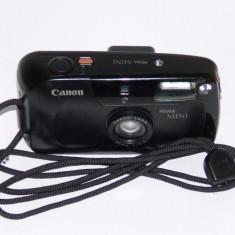 Canon Prima Mini - Canon Lens 32mm F3.5 - Transport gratuit prin posta! - Aparate Foto cu Film