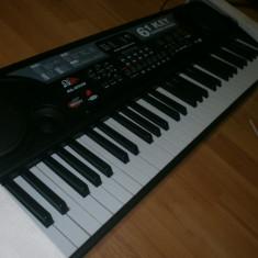 Orga electronica cu usb cu 61 de clape cu mp3