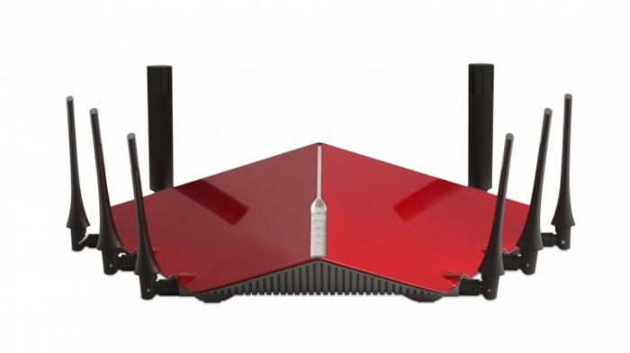 D-LINK Router Ultra Wi-Fi AC5300 DIR-895L foto mare