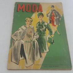 REVISTA MODA NR. 36/1962/ COOPERATIVA CASA DE MODE/ R.P.R