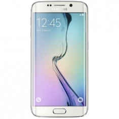 Telefon mobil Samsung GALAXY S6 Edge, 32GB, 4G, White