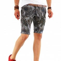 Pantaloni scurti + CUREA MARO CADOU - SUMMER EDITION - 8538 X3-3 - Bermude barbati, Marime: 30, 31, 32, 34, 36, Culoare: Din imagine