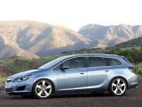 Perdele interior Opel Astra J break dupa 2009->