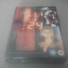 24 Season One - 24 ep - DVD [B, ac] - Film serial, SF, Engleza