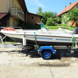 Barcă - Set pescuit