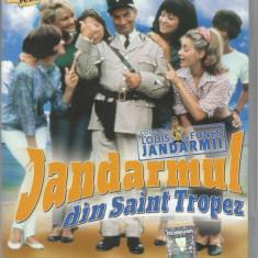 Film - Filmele Adevarul - Seria Louis de Funes - Jandarmul din Saint Tropez ! - Film Colectie, DVD, Altele